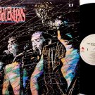 Broadcasters, The - 13 Ghosts - Vinyl LP Record - Wayne Kramer - Rock