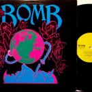 Bomb - Hits Of Acid - Vinyl LP Record - Goth Rock
