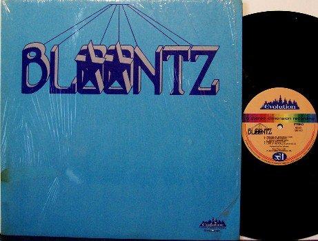 Bloontz - Self Titled - Vinyl LP Record - Rock