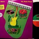 Belew, Adrian - Mr. Music Head - Vinyl LP Record - Rock