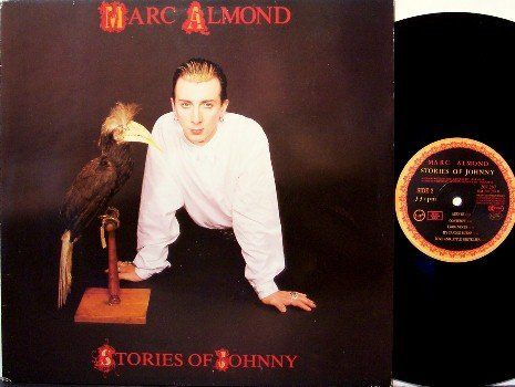 Almond, Marc - Stories Of Johnny - German Pressing - Vinyl LP Record - Rock