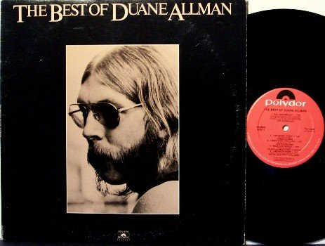Allman, Duane - Best Of - Vinyl LP Record - Rock