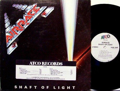 Airrace - Shaft Of Light - Jason Bonham - Vinyl LP Record - Air Race - Rock