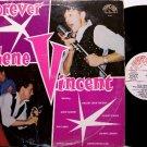 Vincent, Gene - Forever - Vinyl LP Record - His Final 4 Recordings - Rockabilly Rock