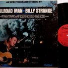 Strange, Billy - Railroad Man - Train Sounds on 12 String Guitar - Vinyl LP Record - Country Rock