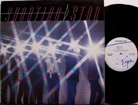 Shooting Star - Self Titled - Vinyl LP Record - 70's Prog Rock