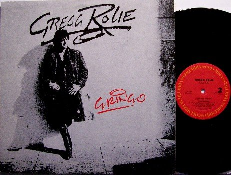 Rolie, Gregg - Gringo - Vinyl LP Record - Promo - Journey - Rock