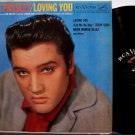 Presley, Elvis - Loving You - Vinyl LP Record - Mono - Rock