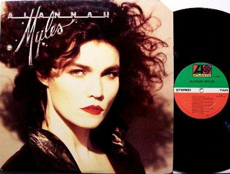 Myles, Alannah - Self Titled - Vinyl LP Record - Pop Rock
