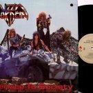Lizzy Borden - Menace To Society - Vinyl LP Record - Rock