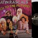 Latin Rascals - Bach To The Future - Vinyl LP Record - DJ Dance Disco Pop Rock
