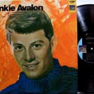 Avalon, Frankie - Self Titled - Vinyl LP Record - Pop Rock