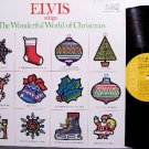 Presley, Elvis - Sings The Wonderful World Of Christmas - Vinyl LP Record - Rock