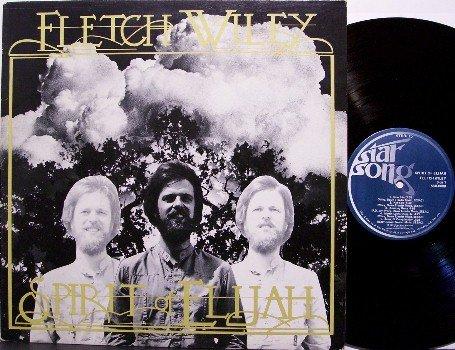 Wiley, Fletch - Spirit Of Elijah - Vinyl LP Record - Christian