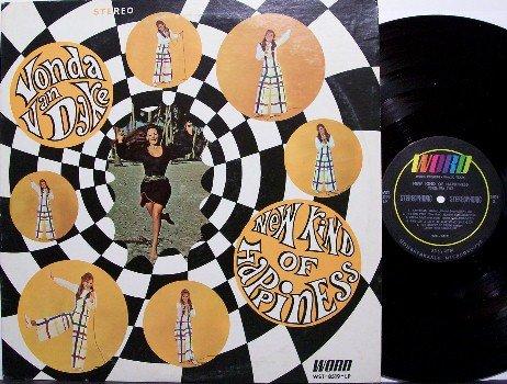 Van Dyke, Vonda - New Kind Of Happiness - Vinyl LP Record - Christian