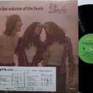 Second Chapter Of Acts - In The Volume Of The Book - DJ Copy - Vinyl LP Record - 2nd - Christian