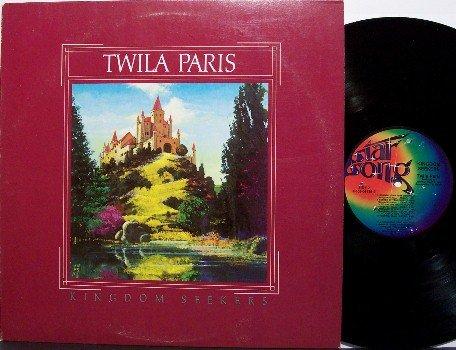 Paris, Twila - Kingdom Seekers - Vinyl LP Record + Insert - Christian