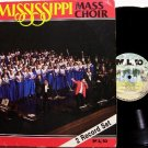 Mississippi Mass Choir, The - Self Titled - Vinyl 2 LP Record Set - Gospel