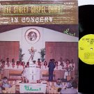 Lee Street Gospel Choir - Live In Concert - Vinyl LP Record - Christian Gospel