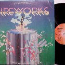 Fireworks - Self Titled - Vinyl LP Record - Christian Rock