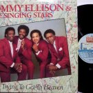 Ellison, Tommy & The Singing Stars - Trying To Get To Heaven - Vinyl LP Record - Gospel