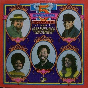 5th Dimension, The - Greatest Hits On Earth - Sealed Vinyl LP Record - Fifth - R&B Soul