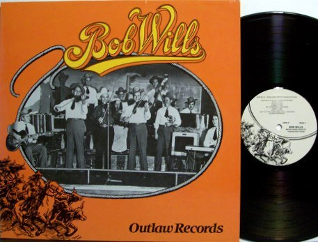 Wills, Bob - More Rare Presto Transcriptions - West German Pressing - Vinyl LP Record - Country
