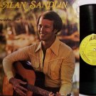 Sandlin, Alan - I Remember You - Signed - Vinyl LP Record - Private Florida Country