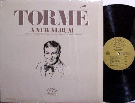 Torme, Mel - A New Album - Vinyl LP Record - Jazz
