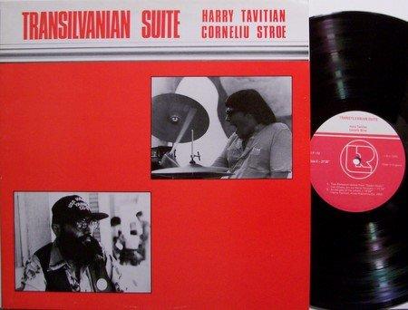 Tavitian, Harry & Corneliu Stroe - Transilvanian Suite - Vinyl LP Record - Avant Garde Free Jazz