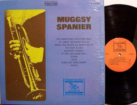 Spanier, Muggsy - Everest Records Archive Of Folk & Jazz Music - Vinyl LP Record