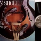 Sholle, Jon - Catfish For Supper - Vinyl LP Record - Rounder Label - Folk Jazz Guitar