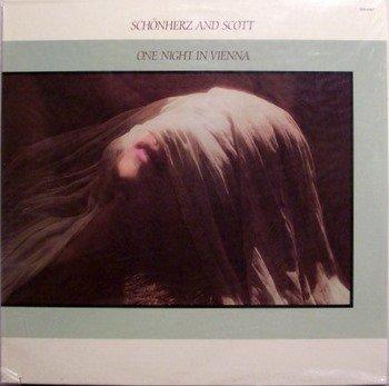Schonherz & Scott - One Night In Vienna - Sealed Vinyl LP Record - Windham Hill - New Age Jazz