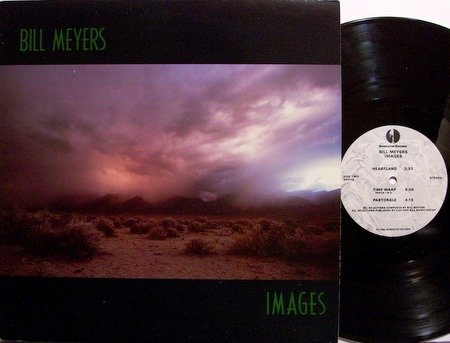 Meyers, Bill - Images - Vinyl LP Record - Jazz