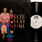 Mercer, Mabel & Bobby Short - At Town Hall - Vinyl 2 LP Record Set - Mono - White Label Promo - Jazz