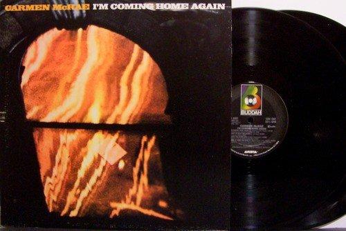 McRae, Carmen - I'm Coming Home Again - Vinyl 2 LP Record Set - Mc Rae - Female Jazz