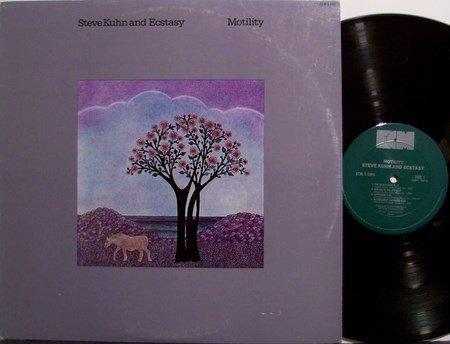 Kuhn, Steve and Ecstasy - Motility - VInyl LP Record - & - Jazz