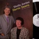 Jordan, Sheila & Harvie Swartz - Old Time Feeling - White Label Promo - Vinyl LP Record - Jazz