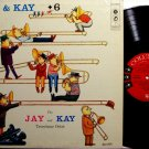 Johnson, J.J. & Kai Winding - Jay and Kay +6 - Misprint Cover - Vinyl LP Record - 6 Eye - JJ - Jazz