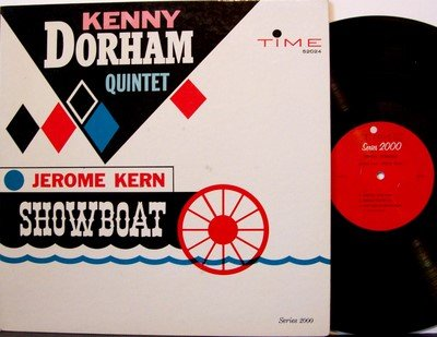 Dorham, Kenny Quintet - Showboat - Vinyl LP Record - Time Label Mono - Jazz