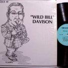Davison, Wild Bill - Vinyl LP Record - Eddie Condon on Guitar - Aircheck Label - Jazz