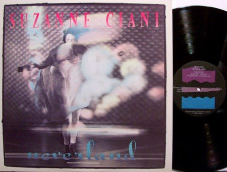 Ciani, Suzanne - Neverland - Vinyl LP Record - New Age Female Jazz