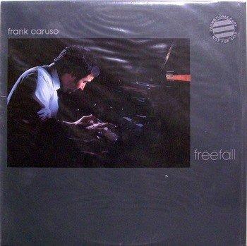 Caruso, Frank - Freefall - Sealed Vinyl LP Record - Piano Jazz