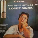 Alexandria, Lorez - The Band Swings Lorez Sings - Sealed Vinyl LP Record - Jazz