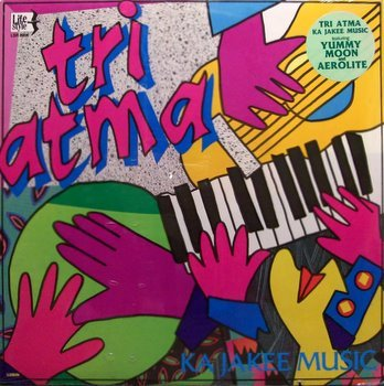 Tri Atma - Ka Jakee Music - Sealed Vinyl LP Record - Clara Mondschein - World Cosmic Synth