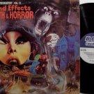 Sound Effects Death & Horror - Vinyl LP Record - BBC Halloween