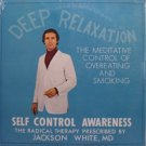 Meditation Therapy For Smoking & Overeating - Sealed Vinyl LP Record - ESP - Weird Unusual