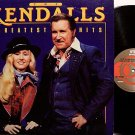 Kendalls, The - Greatest Hits - Vinyl LP Record - Country