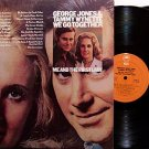 Jones, George & Tammy Wynette - We Go Together / Me And The First Lady - Vinyl 2 LP Record - Country