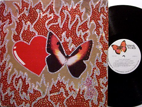 Hart, Larry - Goin' Up In Smoke - Vinyl LP Record - Detroit Soul Singers - Private Christian